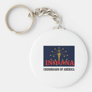 Indiana torch key ring
