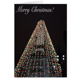 Indianapolis Circle of Lights Christmas Card