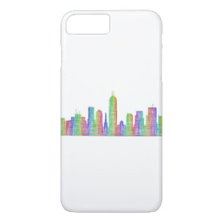Indianapolis city skyline iPhone 7 plus case