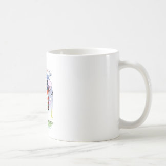 indianapolis loud and proud, tony fernandes coffee mug
