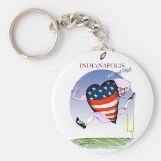 indianapolis loud and proud, tony fernandes key ring