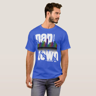 Indianapolis (Nap Town) Indiana 317 T-Shirt