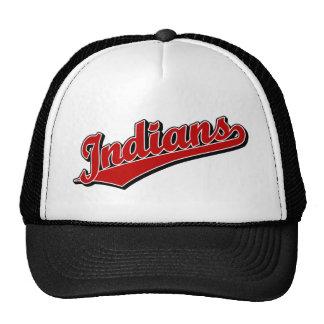 Indians in Red Cap