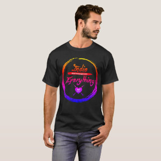 Indie Over Everything Tee (Spectrum)