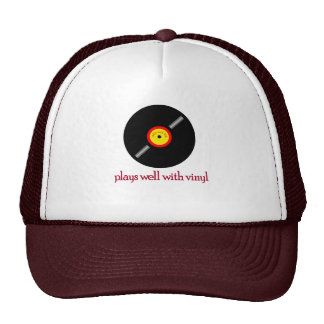 Indie Rock Back Cap