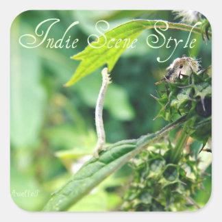 Indie Scene Style Sticker