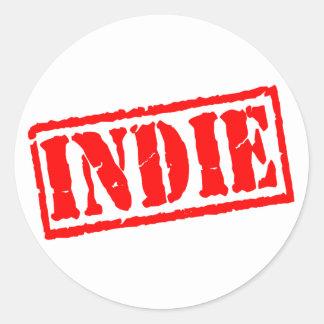 Indie Sticker