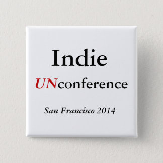 Indie UNconference button