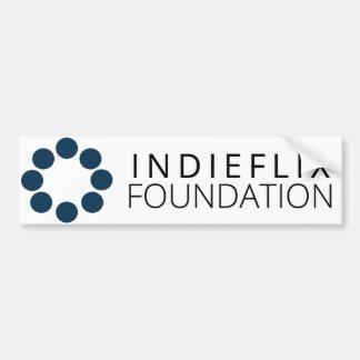 Indieflix Foundation Bumper Sticker