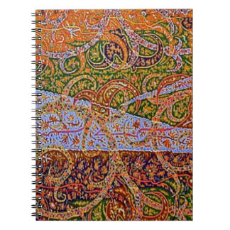 Indienne Provencale Notebook