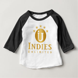 Indies Unlimited 5-Star Logo Baby T-Shirt