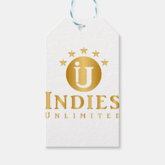 Indies Unlimited 5-Star Logo Gift Tags