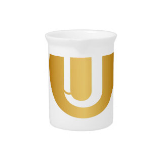 Indies Unlimited 5-Star Logo Pitcher