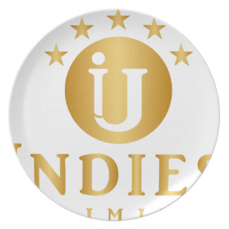 Indies Unlimited 5-Star Logo Plate