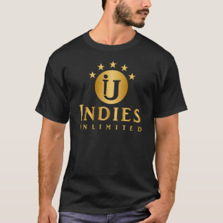 Indies Unlimited 5-Star Logo T-Shirt