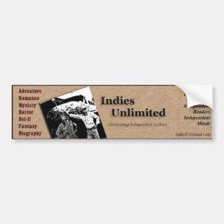 Indies Unlimited Bumper Sticker