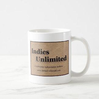 Indies Unlimited Gear Mugs