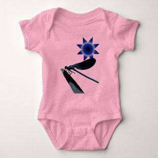 Indigenous Hieroglyphics Baby Bodysuit