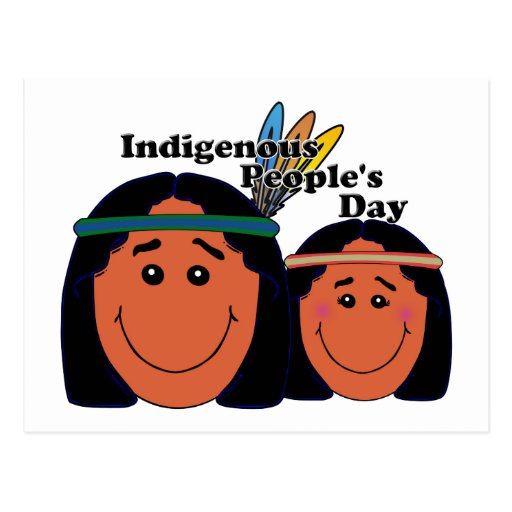 Indigenous People's Day Postcards