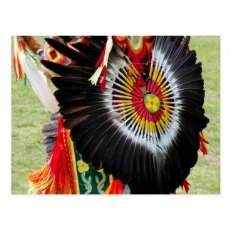 Indigenous Style Postcard