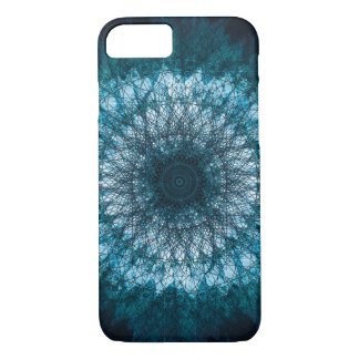 Indigo Blue Mandala iPhone 8/7 Case