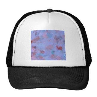 indigo color abstrakt mix fun wallpaper hat