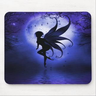 Indigo Fairy Mousepad