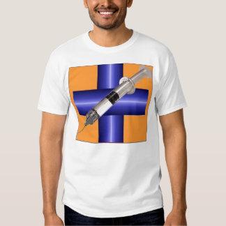 indigo hospital tshirt