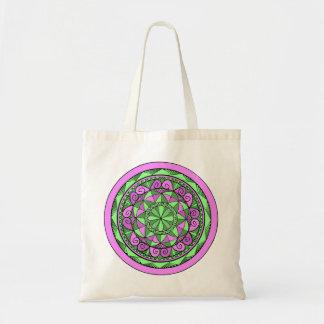 Indigo Mandala Tote Bag
