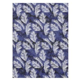 Indigo Palms Tablecloth