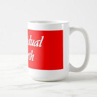 Individual Worth - Personal Progress Value Mug