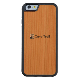 Individually handmade by artisans using domestical cherry iPhone 6 bumper case
