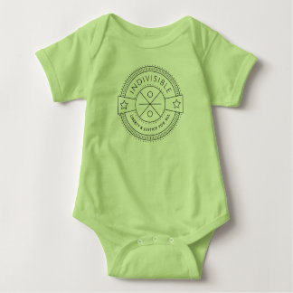 Indivisible Baby Bodysuit