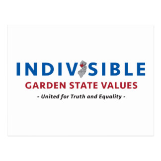 Indivisible GSV Postcards