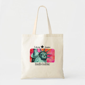 Indivisible Pink Edition Tote Bag