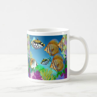 Indo Pacific Coral Reef Mug