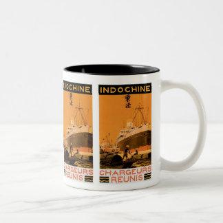 Indochine Chargeurs Reunis Mug