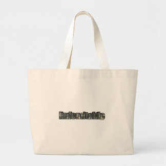 Indomitable Large Tote Bag