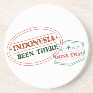 Indonesia Been There Done That Coaster