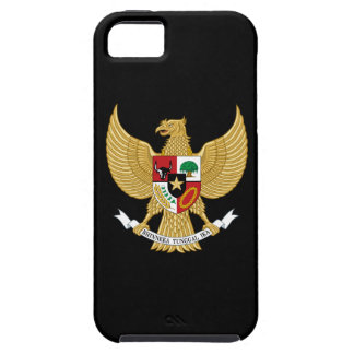 Indonesia Coat of Arms Tough iPhone 5 Case