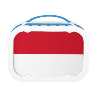 Indonesia Flag Lunch Box