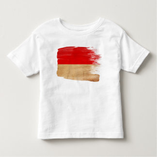 Indonesia Flag Toddler T-Shirt