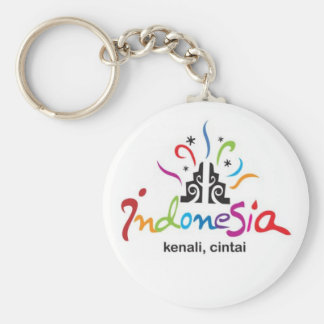 Indonesia Key Ring