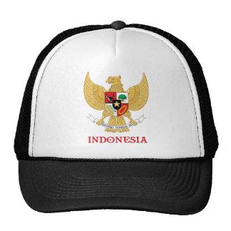 INDONESIA - seal/emblem/blazon/coat of arms/symbol Cap