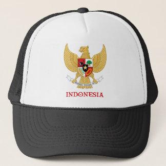 INDONESIA - seal/emblem/blazon/coat of arms/symbol Trucker Hat