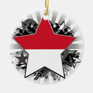 Indonesia Star Ornament