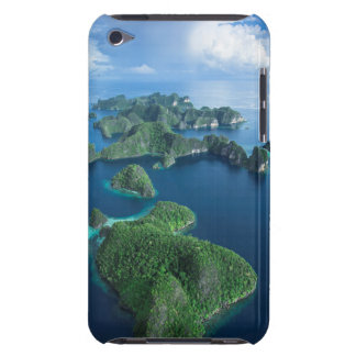 Indonesia, West Papua. Aerial Of Raja Ampat iPod Touch Cover