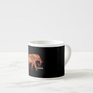 Indonesian Batik Culture Espresso Cup