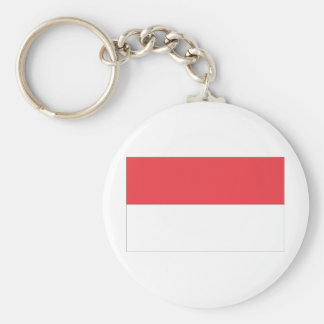 Indonesian Flag Key Ring