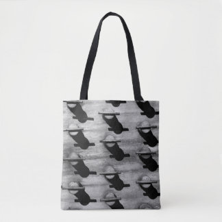 Industrial Art Photograph Tote Bag
